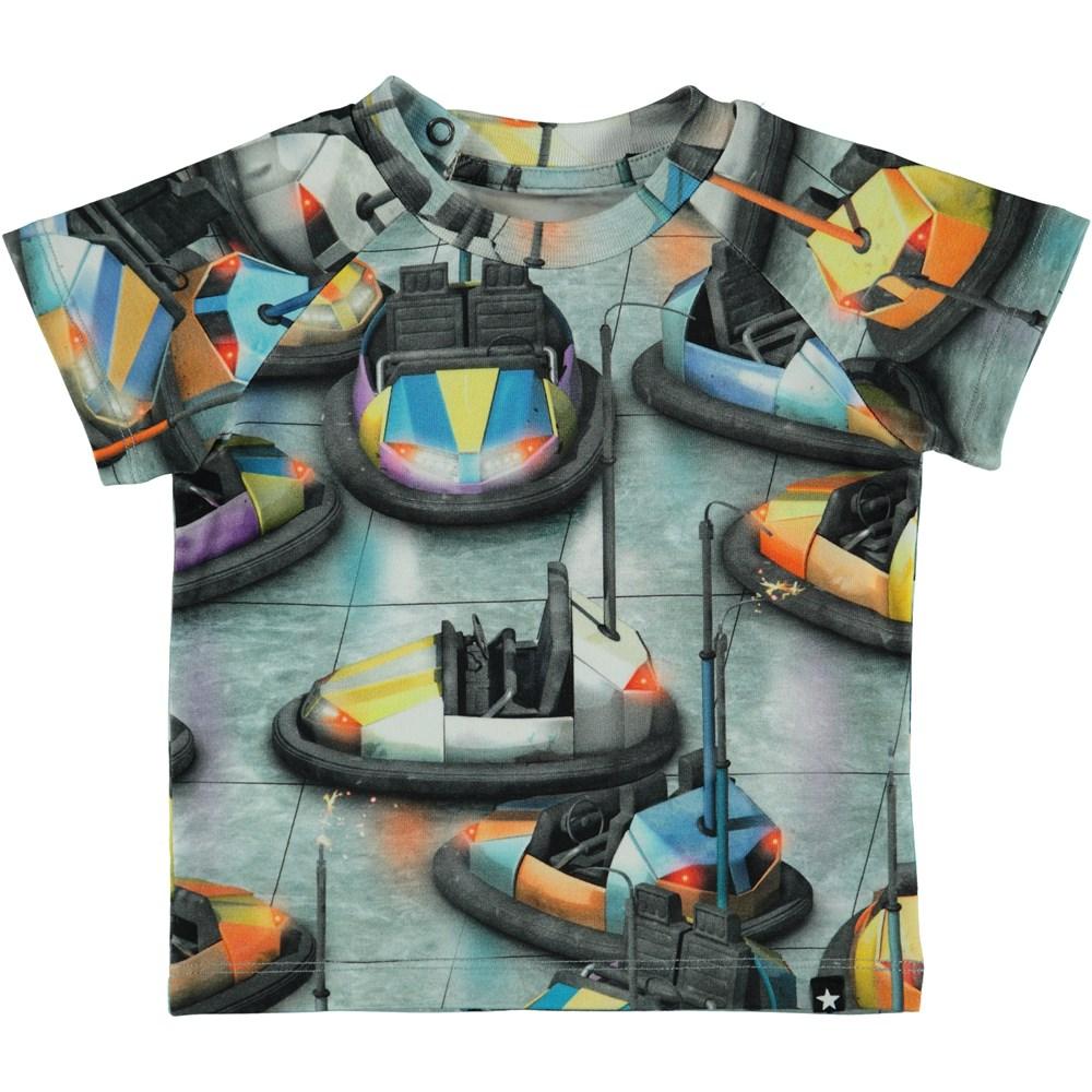 Emmett - Bumper Car - Baby T-Shirt