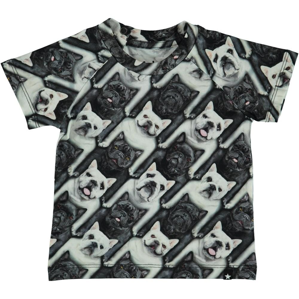 Emmett - English Bulldog - Baby T-Shirt English Bulldog