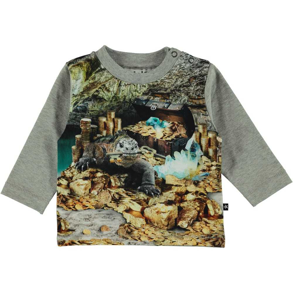 Enovan - Treasure Chest - Baby Bluse