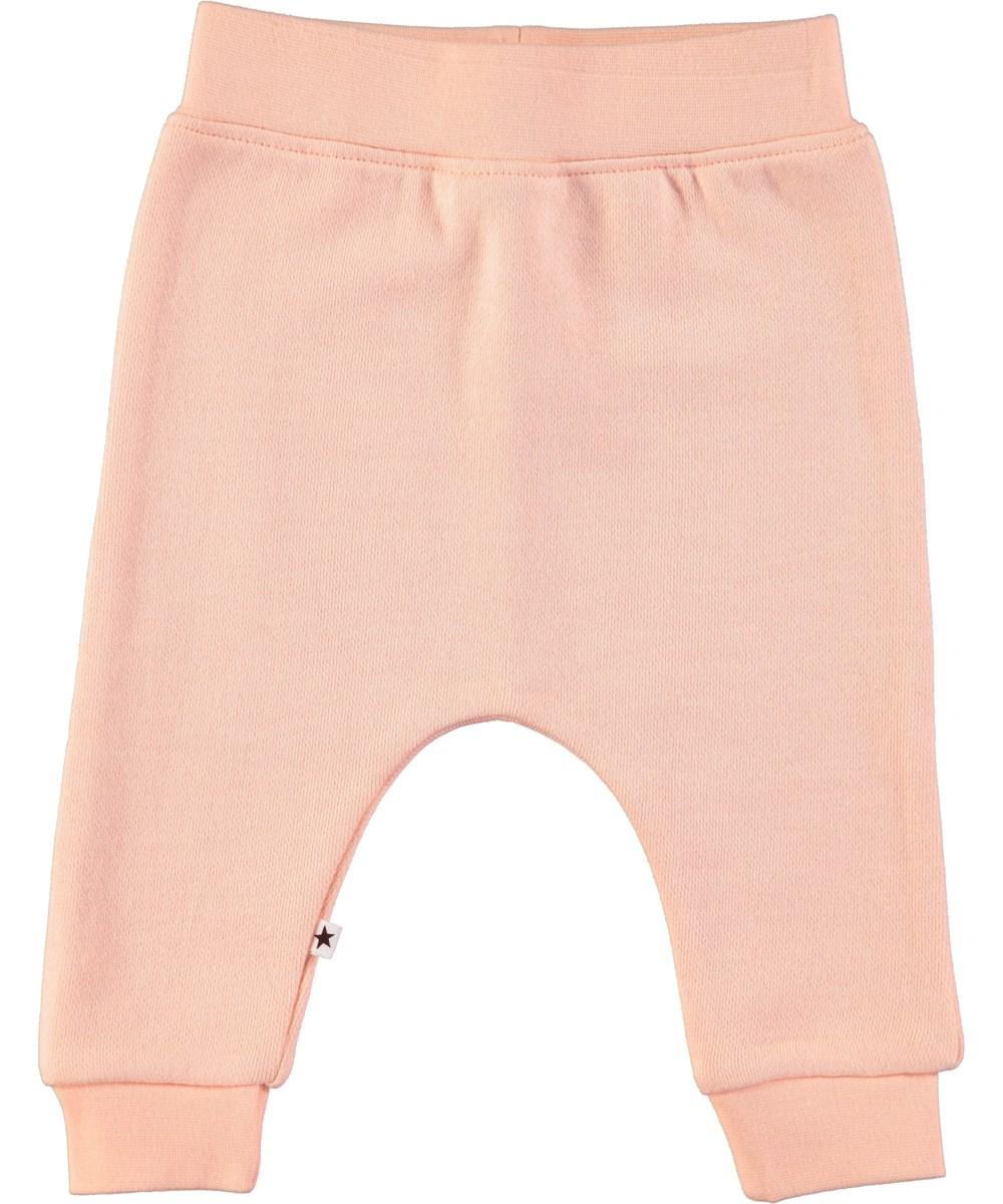 Susse - Dawn - Mjuka, puderfärgade baby sweatpants