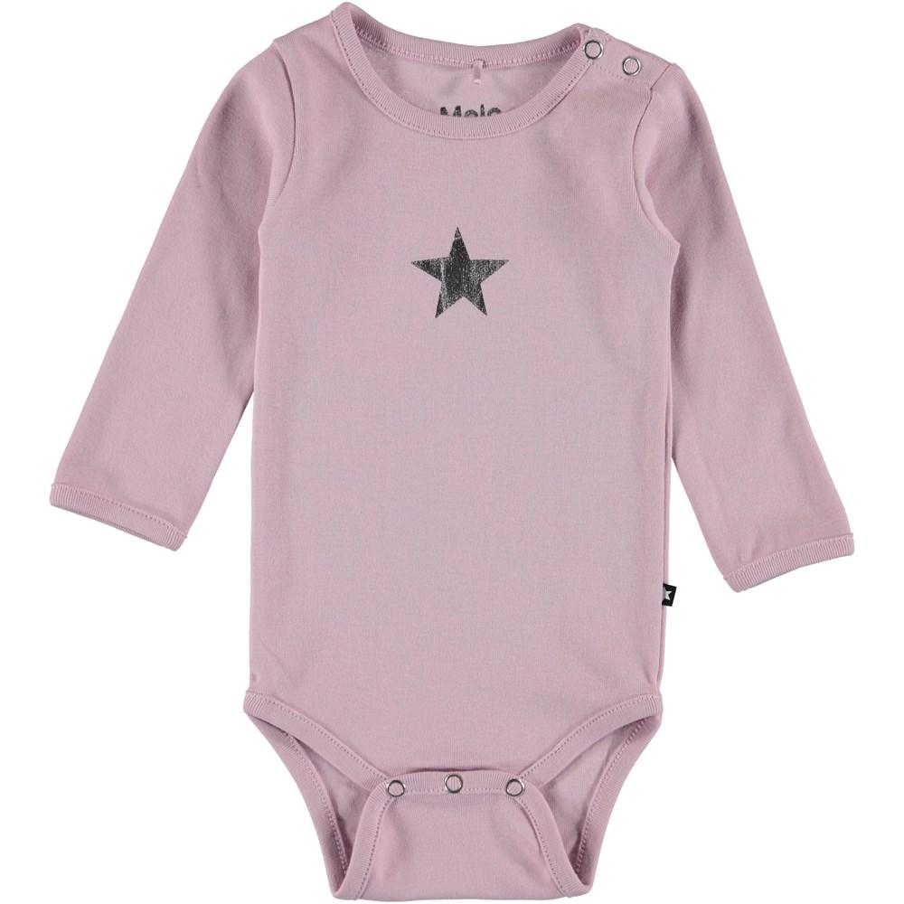 Foss - Lavender - Baby Bodysuit