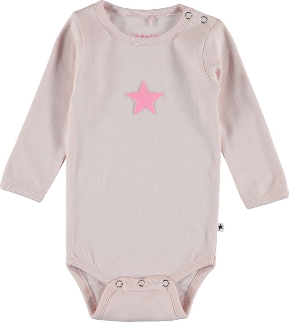 Foss - Morning Rose - Baby Bodysuit