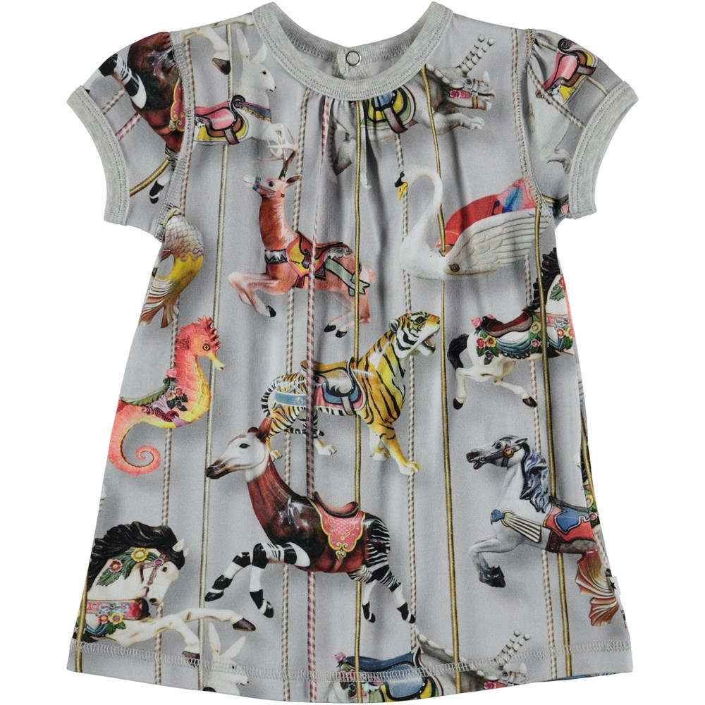 Cathleen - Carousel - Baby Dress