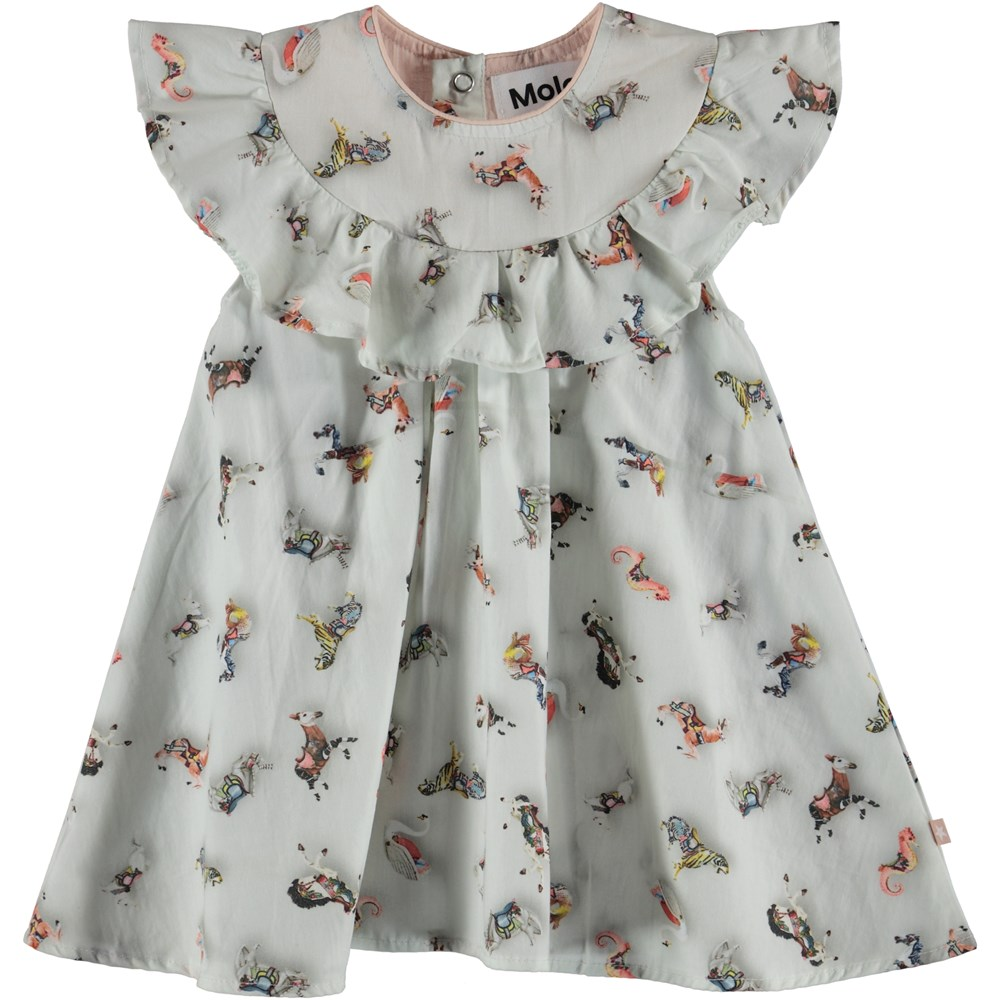 Christal - Mini Carousel - Christel Baby Dress