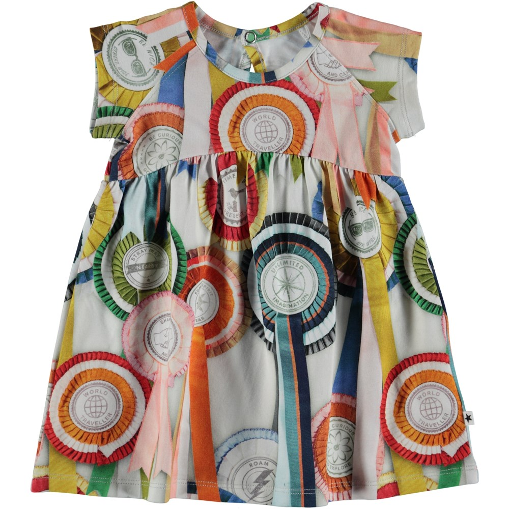 Cille - Rosettes - Baby Dress