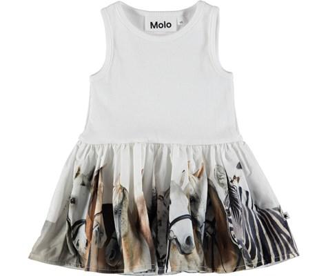 7b75d6e279c4 Christal - Mini Carousel - Christel Baby Dress - Molo