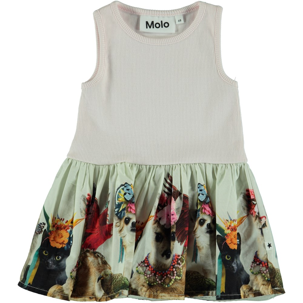 Cordelia - Party Animals Baby - Baby Dress