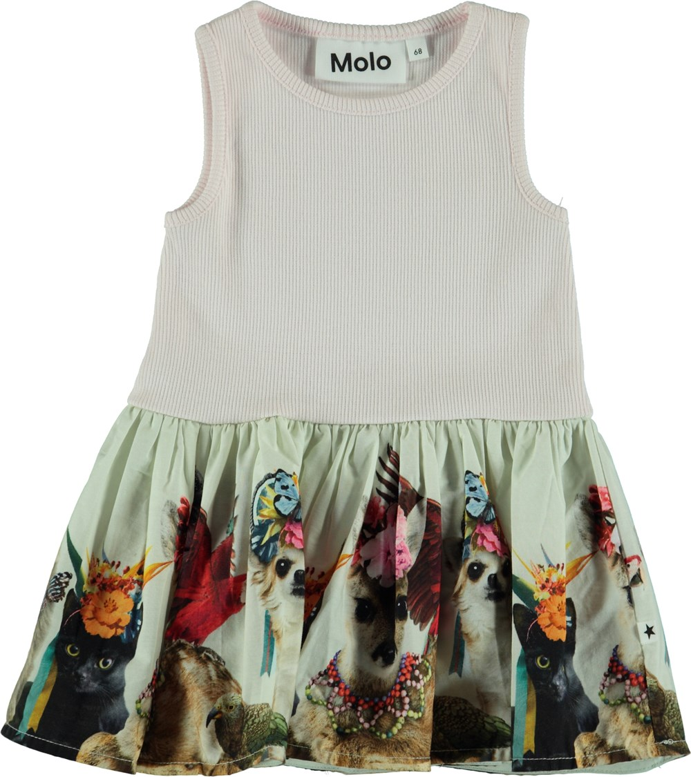 Cordelia - Party Animals Baby - Baby Dress