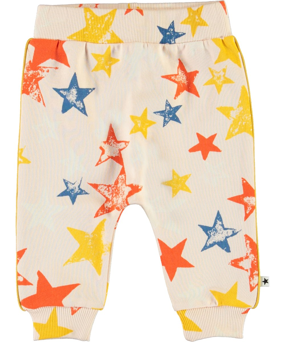 Shona - Super Stars - Baby trousers with stars
