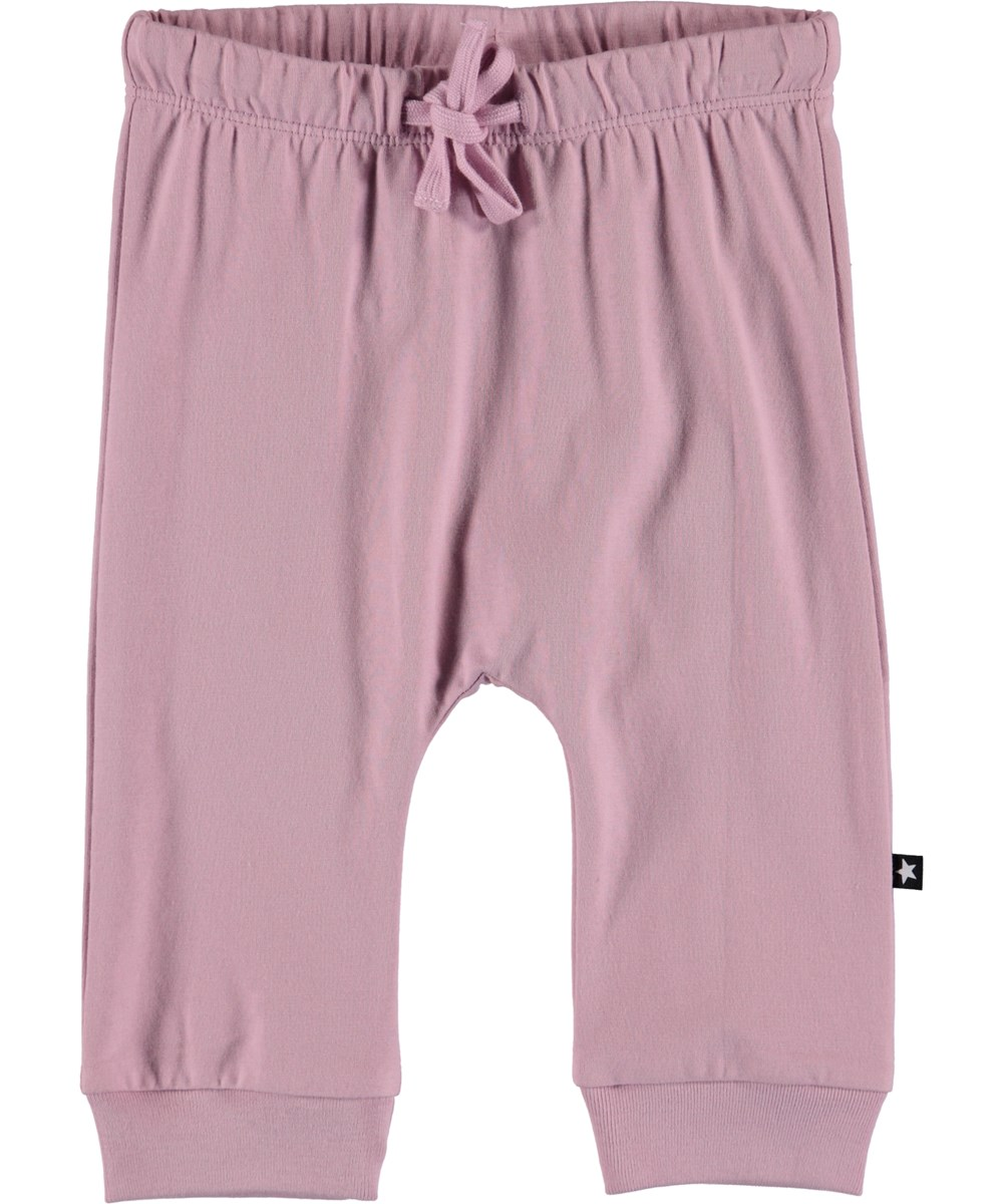 Sille - Lavender - Baby Trousers
