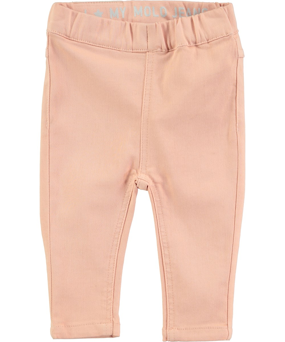 Simonetta - Cameo Rose - Pink jeggings