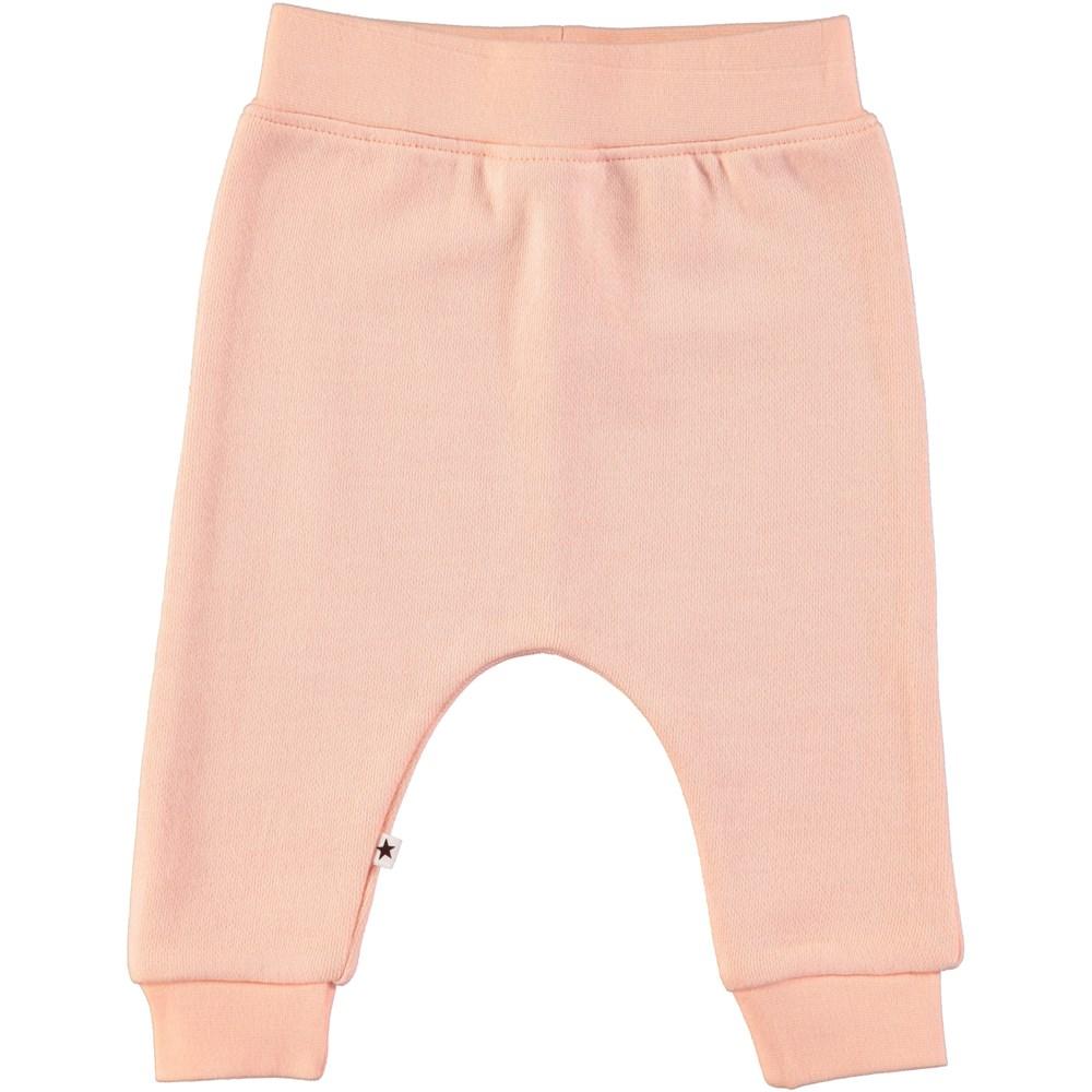 Susse - Dawn - Soft, powder coloured baby sweatpants