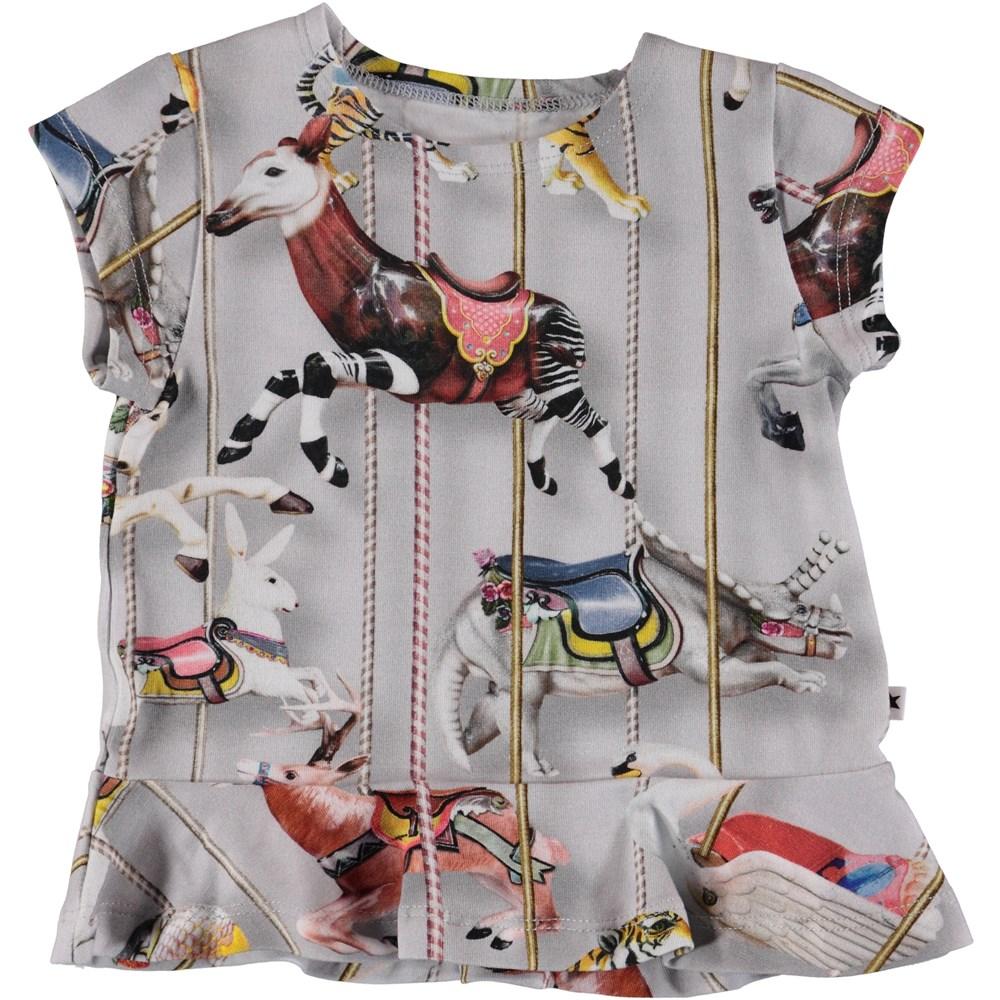 Ebba - Carousel - Baby T-Shirt
