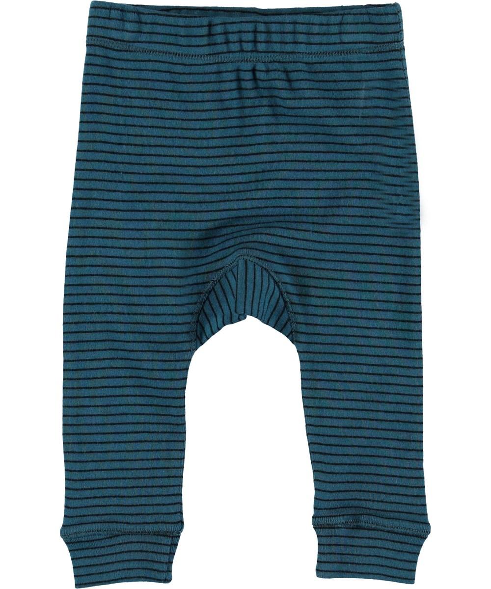 Seb - Frozen Deep Stripe - Babybroek met strepen.