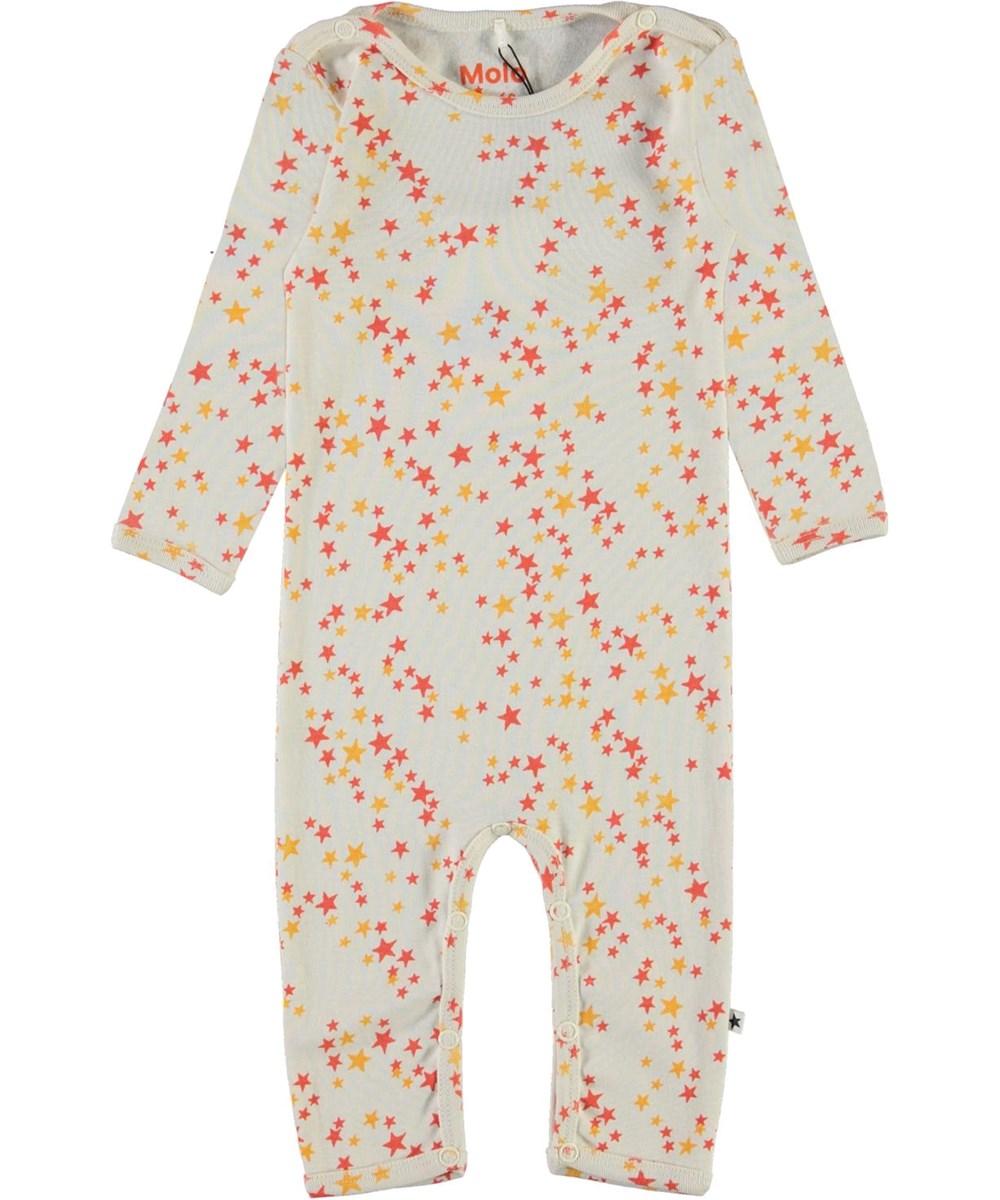 Fenez - Starry Pearled - Baby body med stjerne print