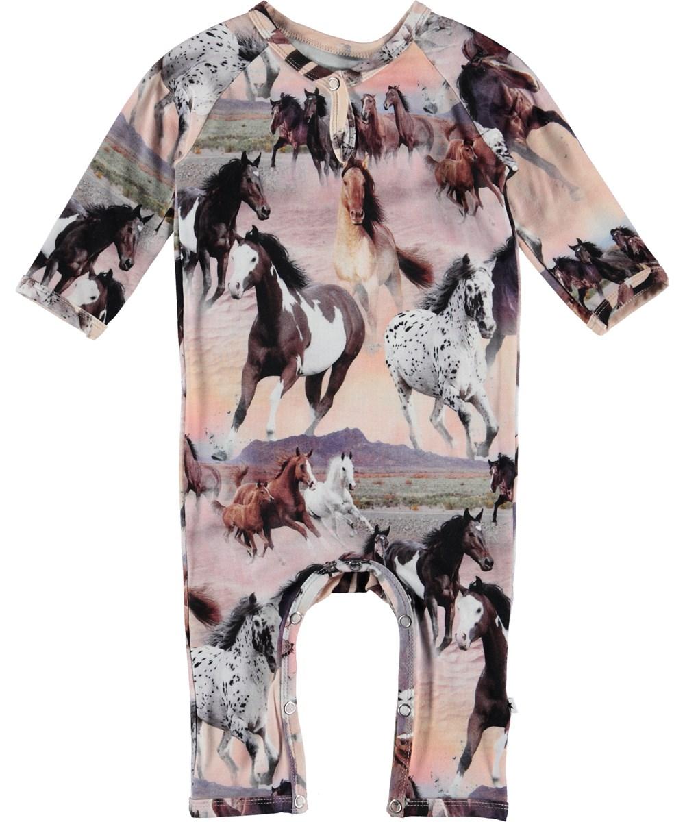 Fiona - Wild Horses - Baby Dragt