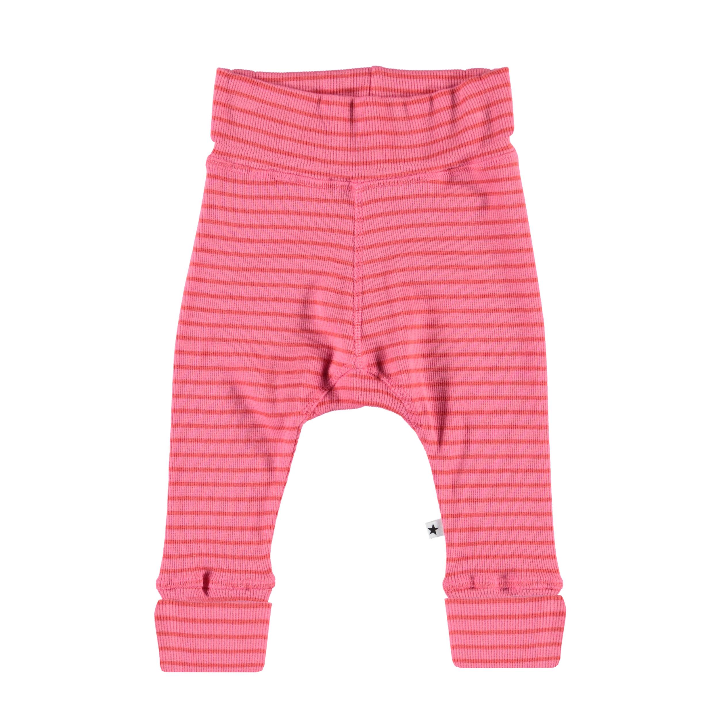 Sara Pink Sienna Stripe
