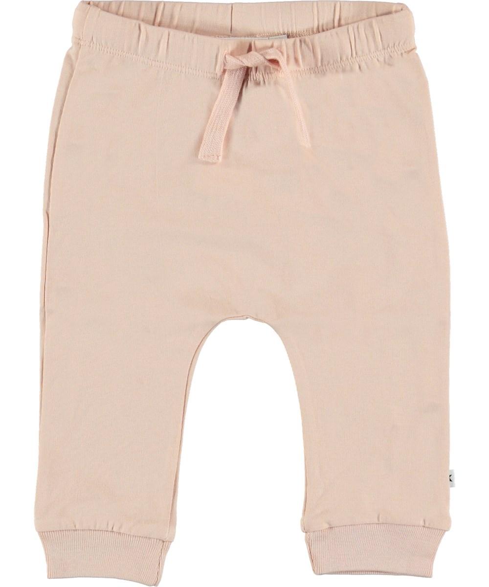 Sille - Cameo Rose - Rosa baby bukser.