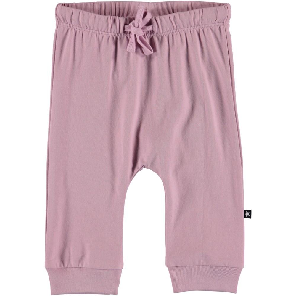 Sille - Lavender - Baby Bukser
