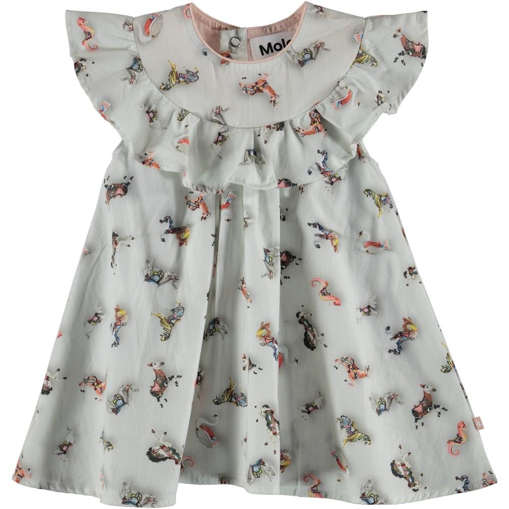 Christal - Mini Carousel - Christel Baby Kjole