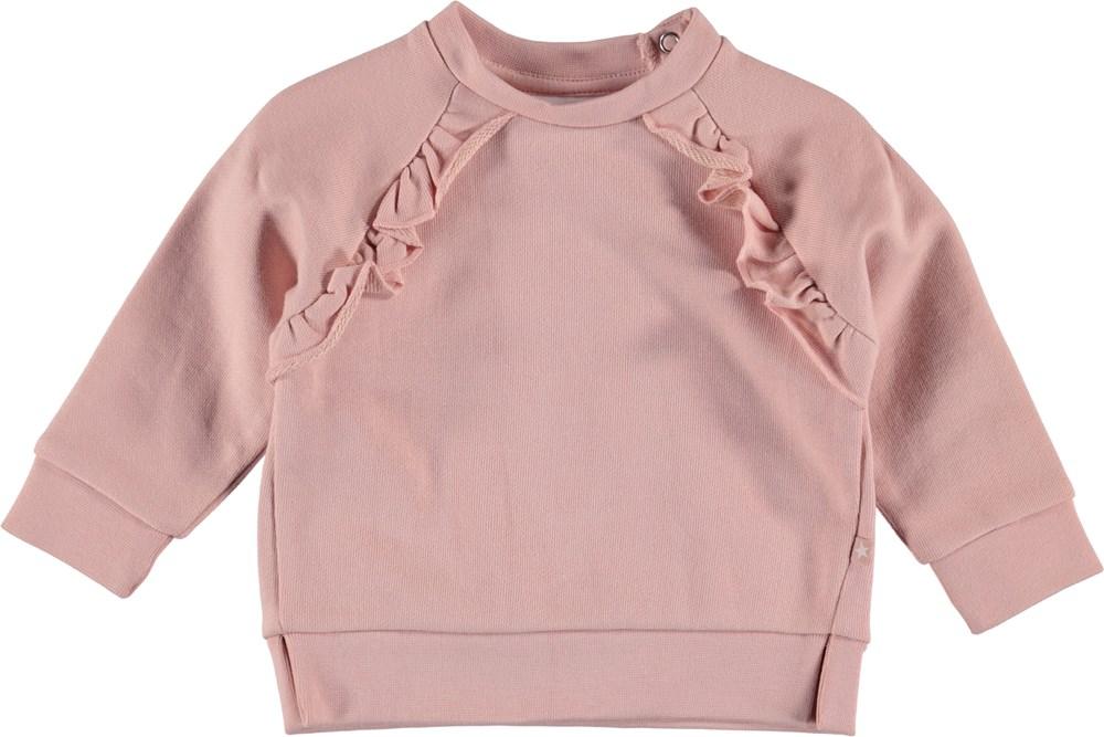 Dayna - Cameo Rose - Baby Sweatshirt