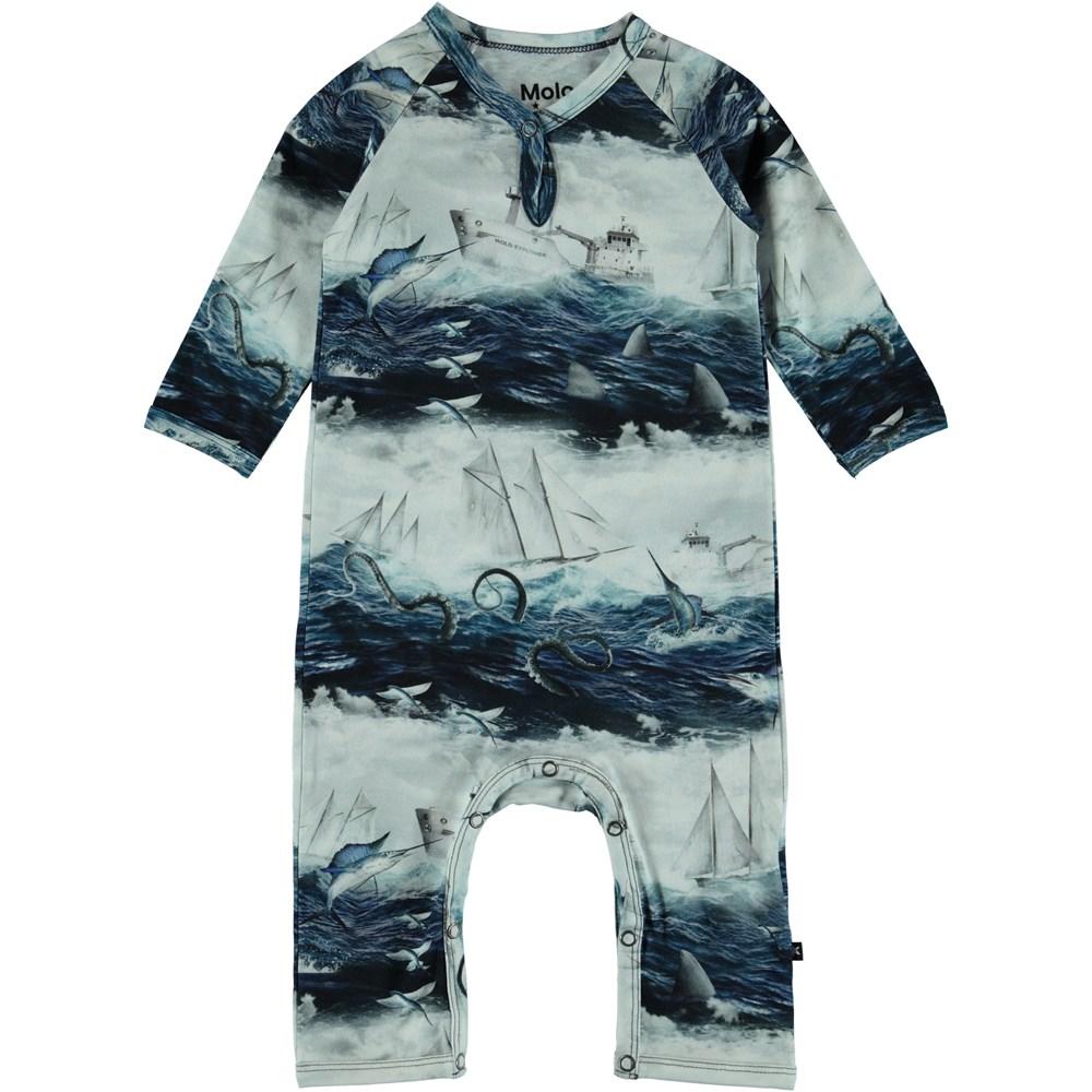 Fleming - Sailor Stripe - Baby Body