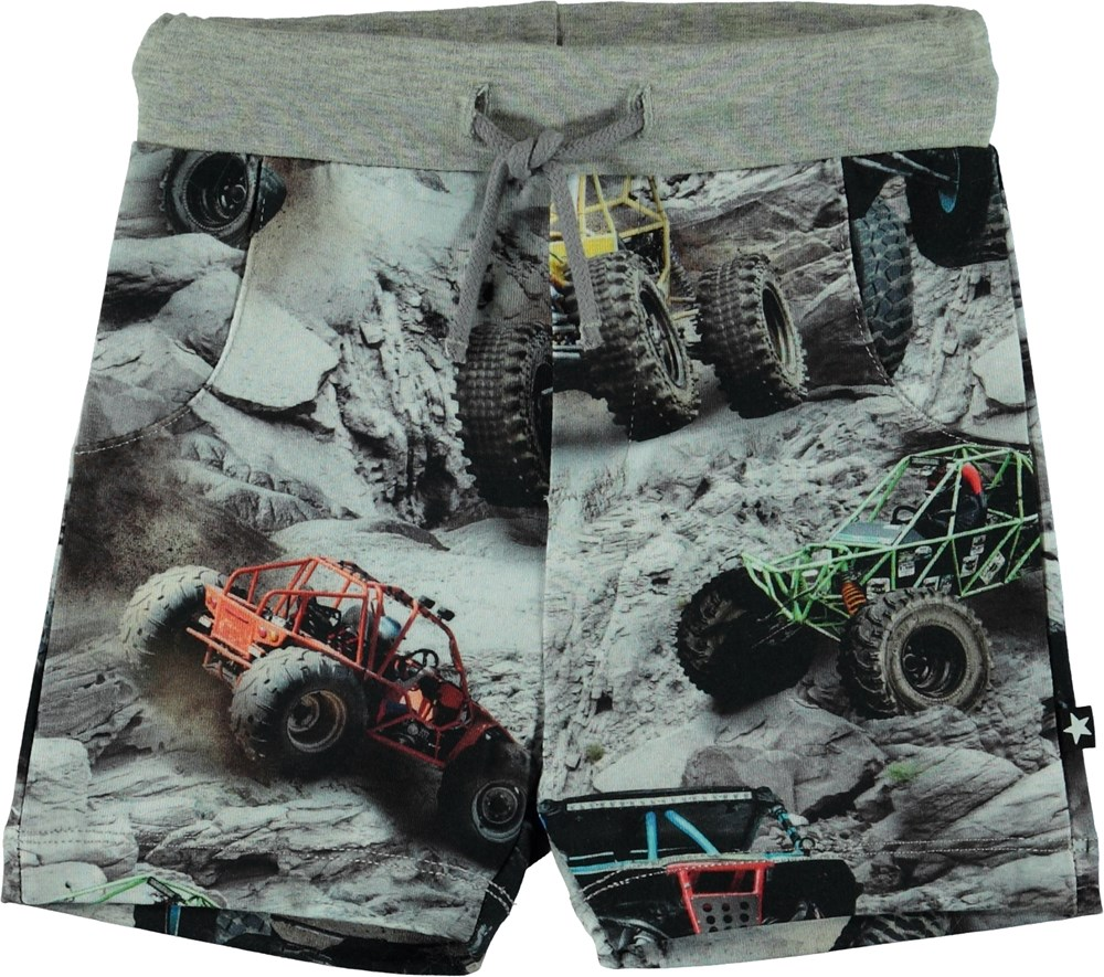 Simroy - Offroad Buggy - Baby Shorts