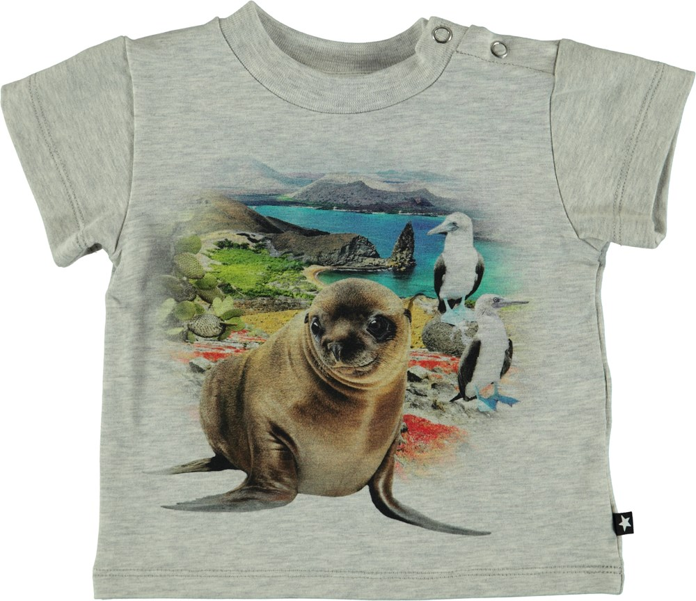 Emilio - Galapagos Life - Baby T-Shirt