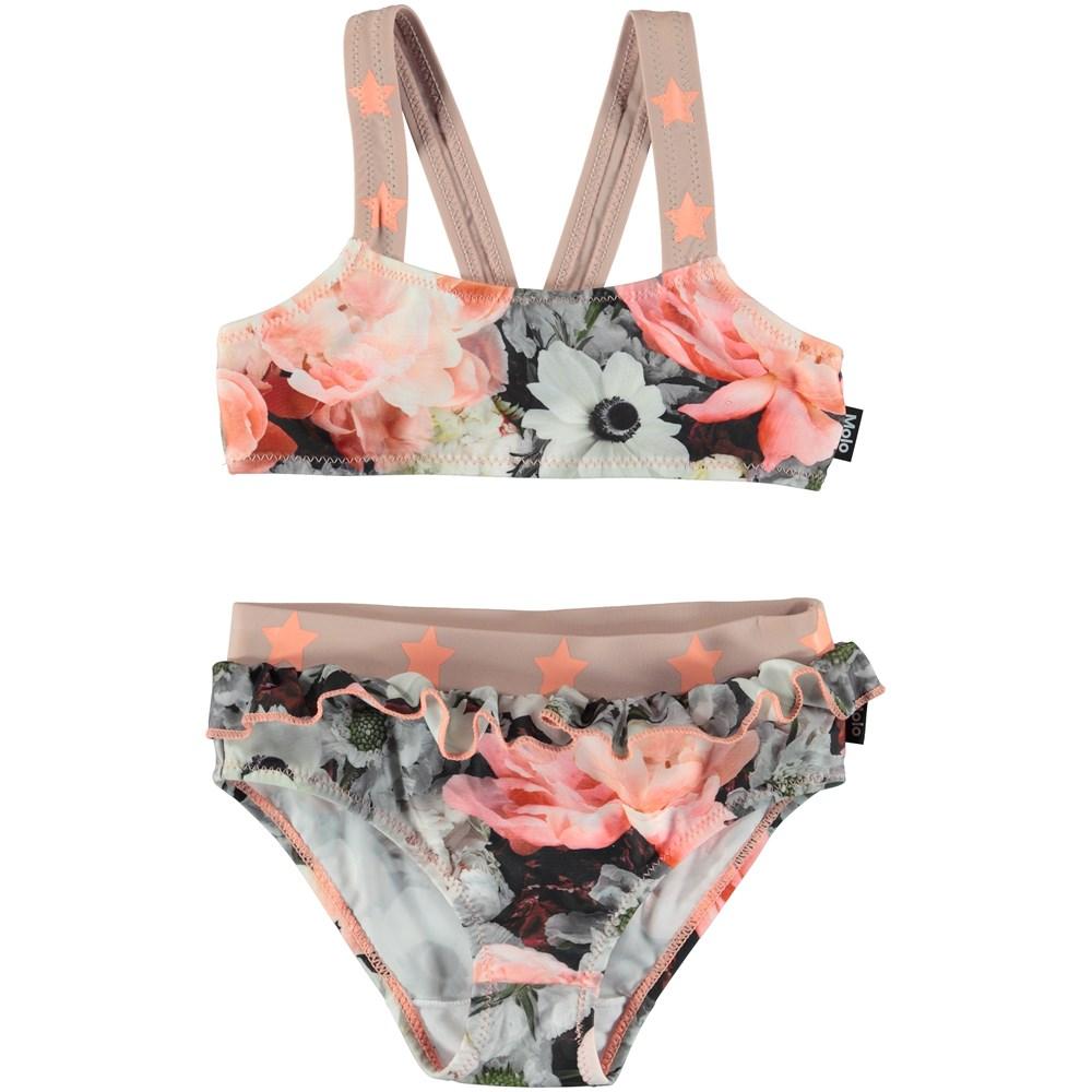 Naila - Blossom - Blomstret bikini
