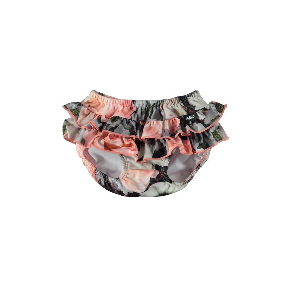 Neena - Blossom - Bikini trusser med flæsekanter