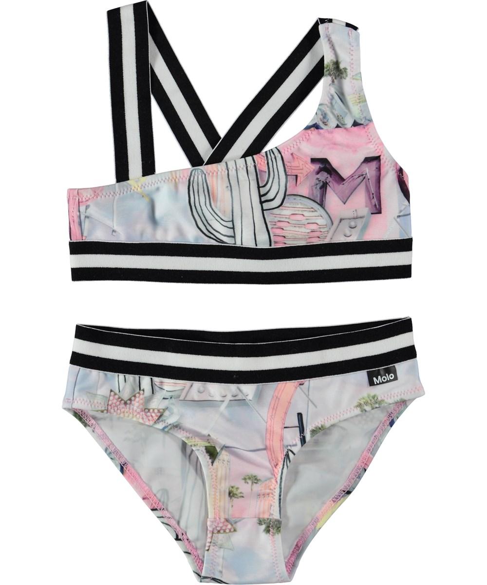 Nicola - Signs - Asymetrisk bikini