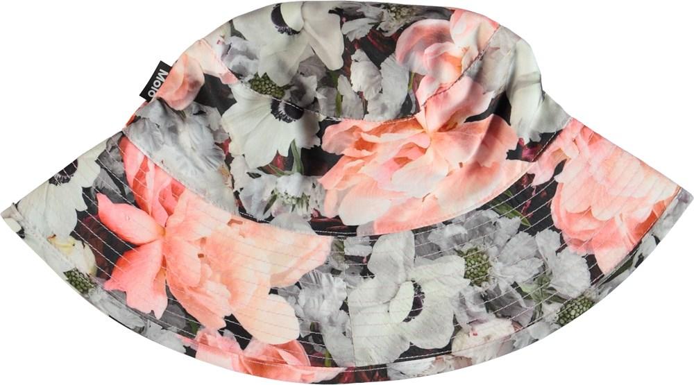 Nadia - Blossom - Bøllehat med blomster