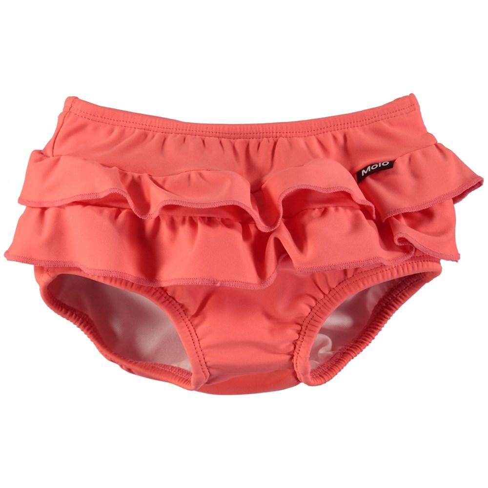 Neena - Georgia Peach - Baby bikinitrosa i orangeröd