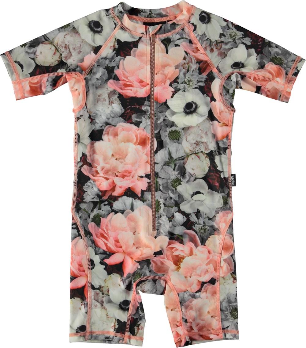 Neka - Blossom - Simdräkt med blommigt tryck