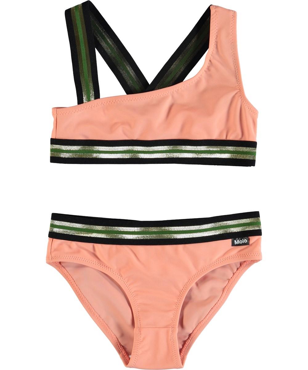 Nicola - Blooming - Asymmetrisk bikini