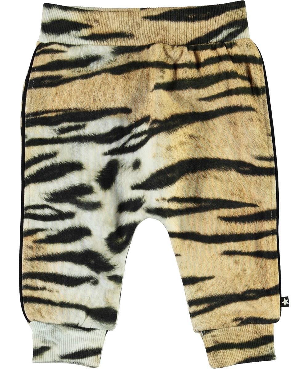 Shona - Wild Tiger Isoli - Baby trousers tiger print