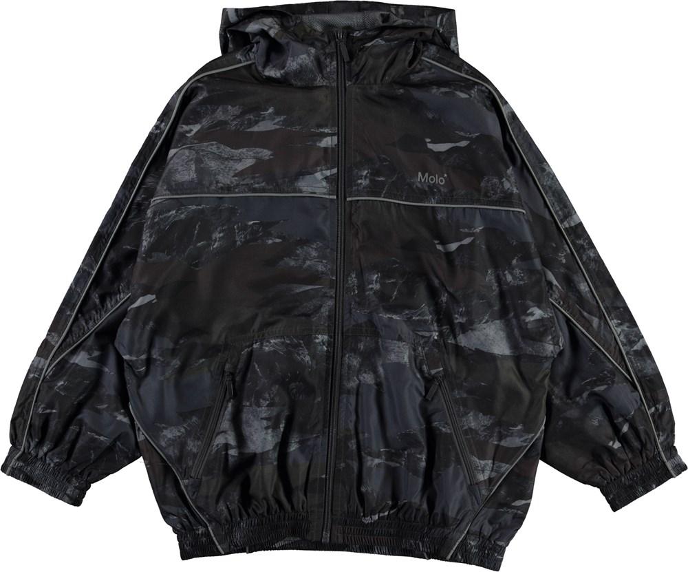 Miirto - Camo Landscape - Camouflage track jacket