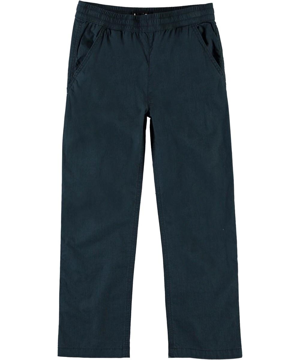 Akim - Summer Night - Army green cargo trousers
