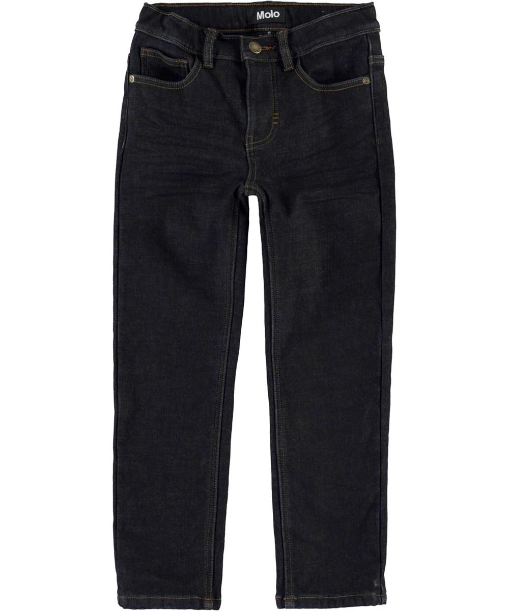 Alon - Washed Indigo - Dark blue jeans
