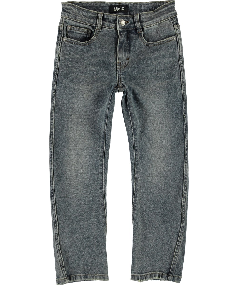 Alonso - Tinted Blue - Grey blue jeans