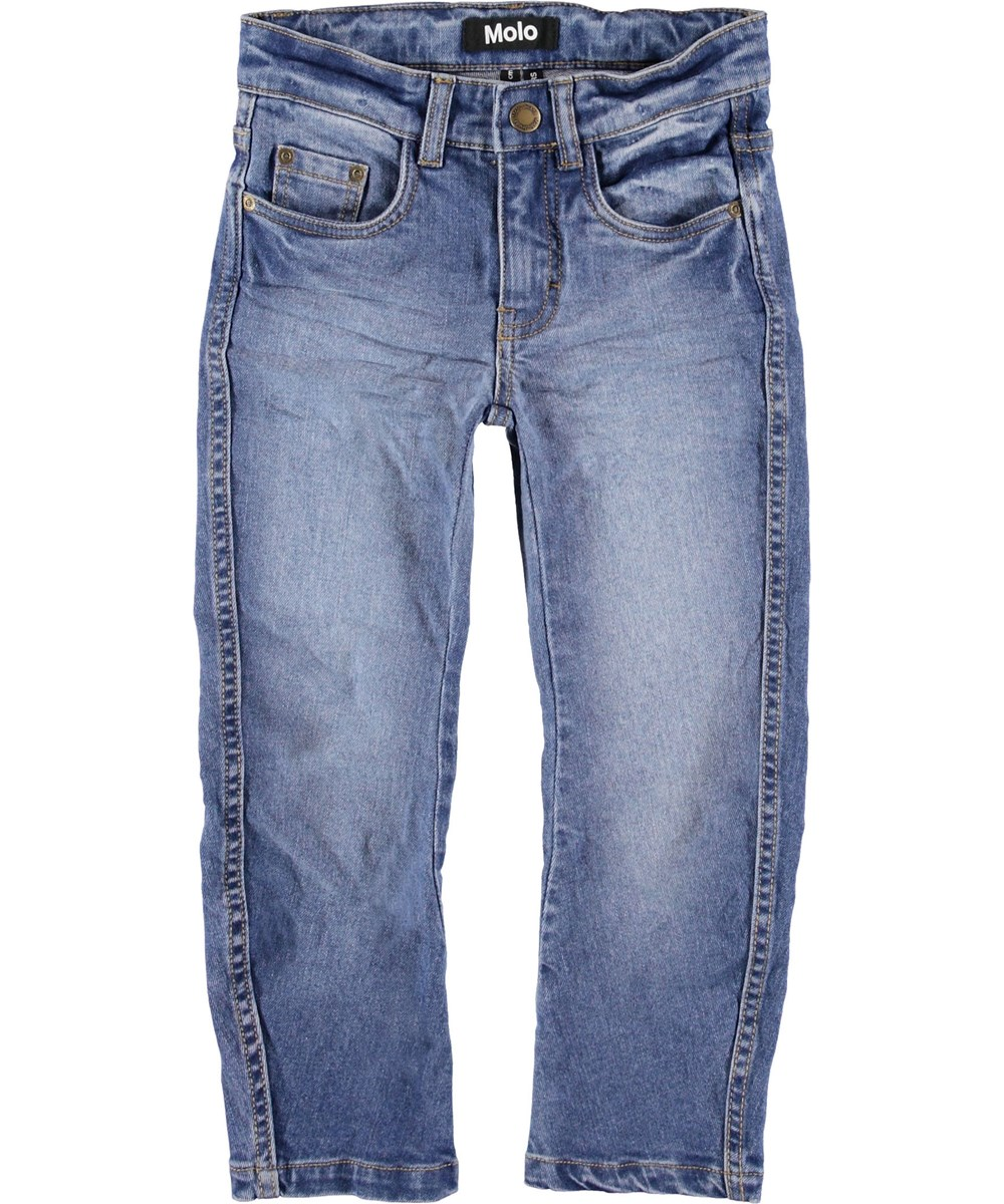 Alonso - Heavy Blast - Blue baggy jeans.