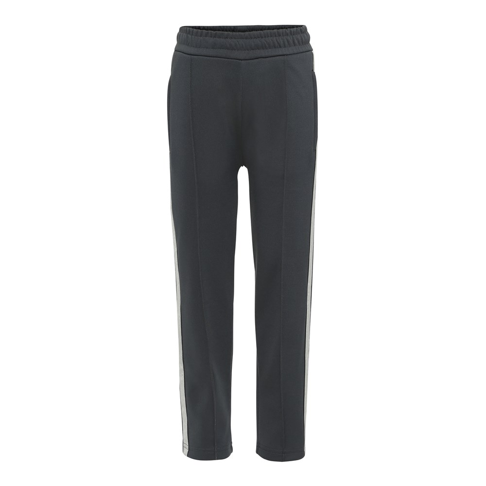 Anakin - Pirate Black - Black trousers with stripe.