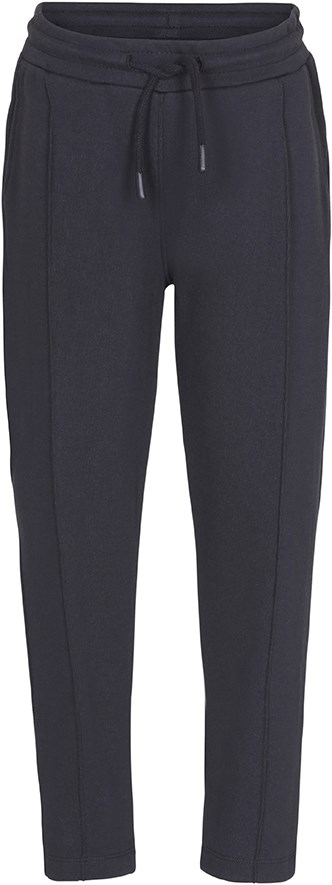 Armos - Black - Black sweatpants with ties and pockets