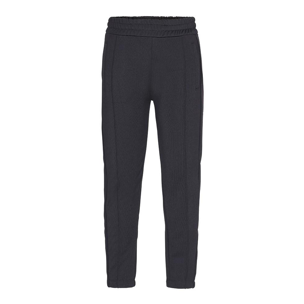 Around - Black - Black sweatpants with elastic waist