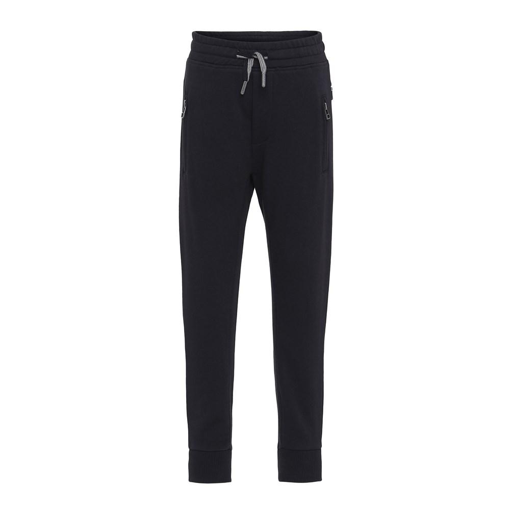 Ash - Black - Black sweatpants.