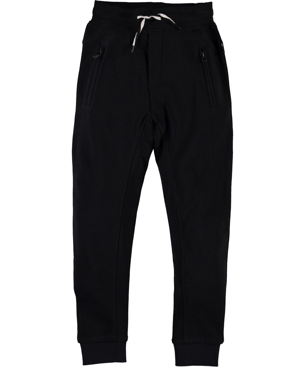 Ash - Black - Black sweatpants