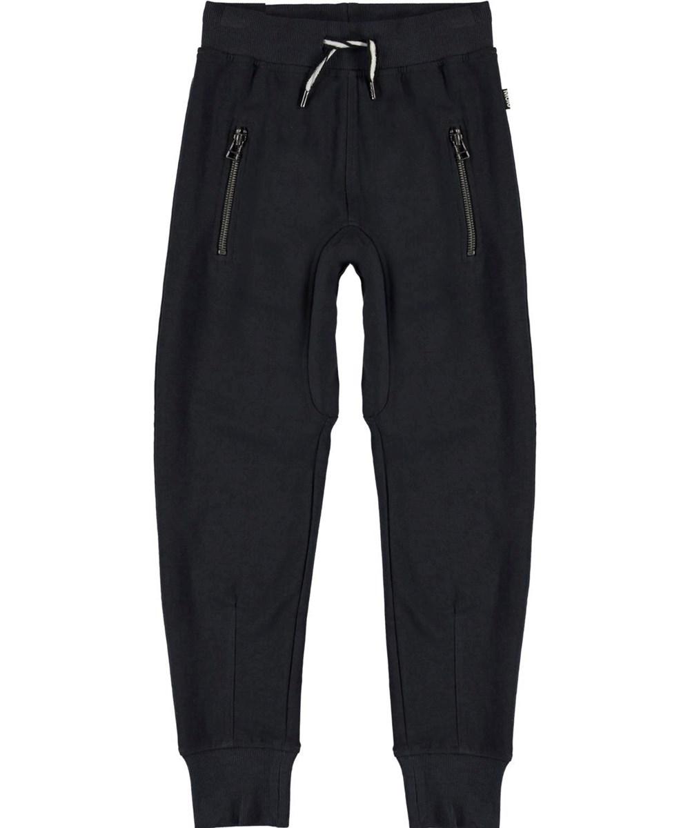 Ashton - Dark Navy - Blue sweatpants
