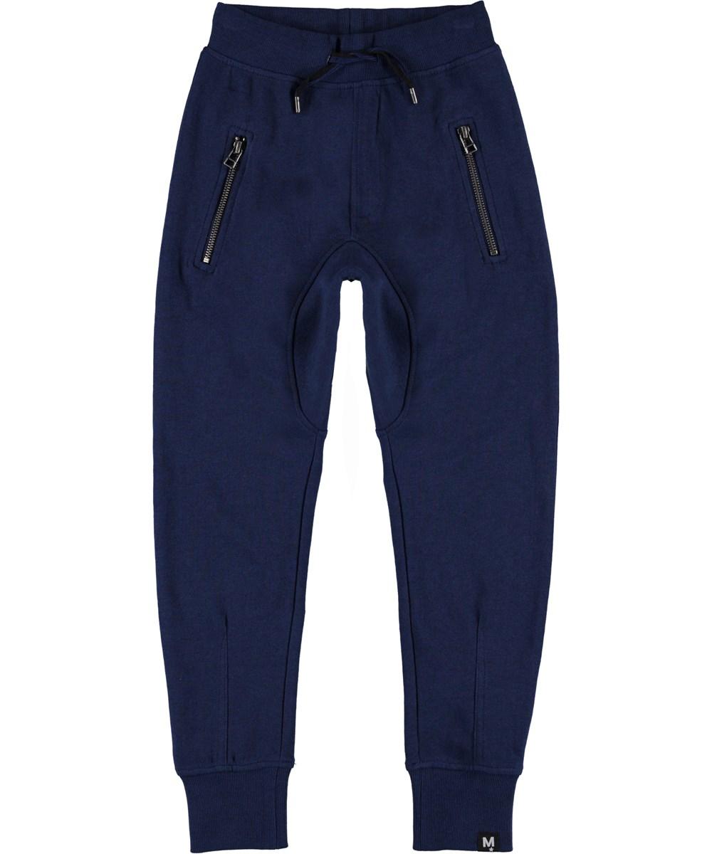 Ashton - Sailor - Sporty dark blue sweatpants