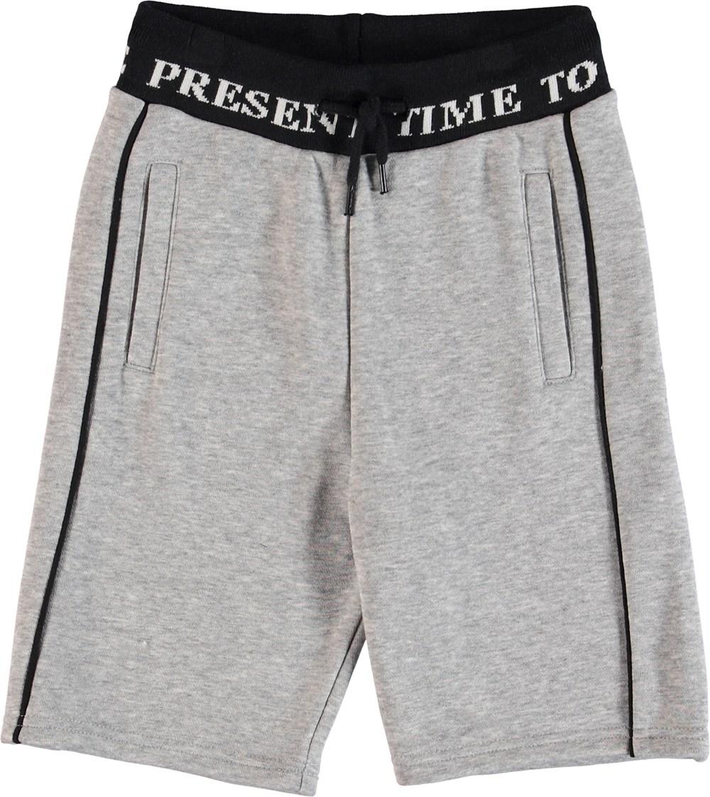 Air - Grey Melange - Shorts