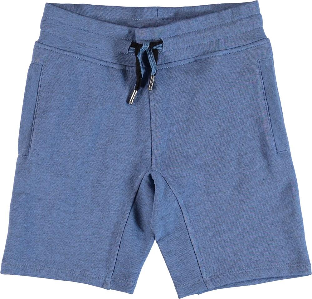 Akon - Blue Ribbon - Shorts - Blue